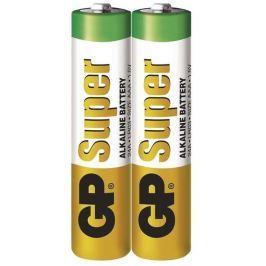 GP Batteries Alkalická baterie GP Super LR03 (AAA) fólie