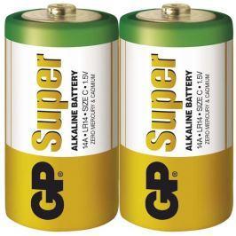 GP Batteries Alkalická baterie GP Super LR14 (C) fólie