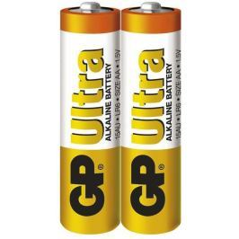 GP Batteries Baterie alkalická GP AA, LR6, Ultra, fólie 2ks