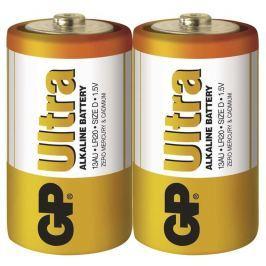 GP Batteries Alkalická baterie GP Ultra LR20 (D) fólie