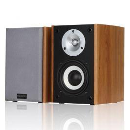 Microlab B73 stereo reproduktory 2.0, RMS 20W, MDF, barva dřeva