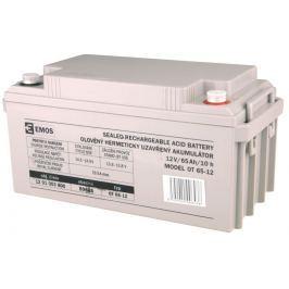 EMOS baterie SLA 12V / 65 Ah
