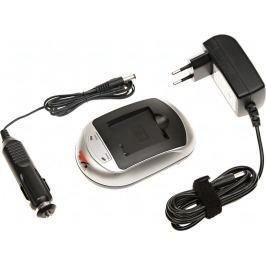 T6 POWER Nabíječka  pro Canon NB-2L, NB-2LH, BP-2L12, BP-2L5, BP-2L13, BP-2L14, B