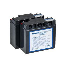 AVACOM BERBC60 - náhradní baterie pro UPS Belkin (2 baterie)