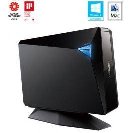 Asus BW-12D1S-U, USB 3.0, 12x, černá