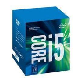 Intel Core i5-7500 Kaby Lake / 4 jádra / 3,4GHz / 6MB / LGA1151 / 65W TDP / BOX