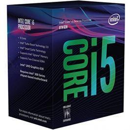 Intel CPU  Core i5-8600 BOX (3.1GHz, LGA1151, VGA)