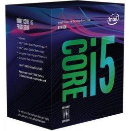 Intel Core i5-8600K 3.6GHz/6core/9MB/LGA1151/Coffee Lake/overclocking/bez chladi