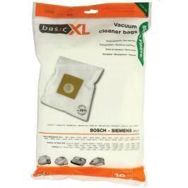 basicXL Sáčky  pro vysavače Bosch / Siemens D - F - G - H , 10ks