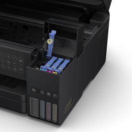 EPSON tiskárna ink L6170, 3in1, CIS, A4, 33ppm, 4ink, USB, Wi-Fi, Ethernet, Auto