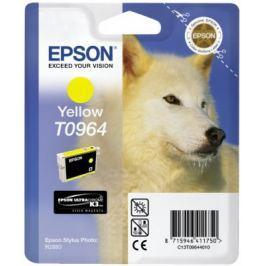 EPSON Inkoust  T0964 yellow UltraChrome K3   Stylus Photo R2880