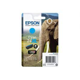 EPSON Ink/24XL Elephant 8.7ml CY SEC, Ink/24XL Elephant 8.7ml CY SEC