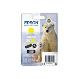 EPSON Ink/26XL Polar Bear 9.7ml YL, Ink/26XL Polar Bear 9.7ml YL