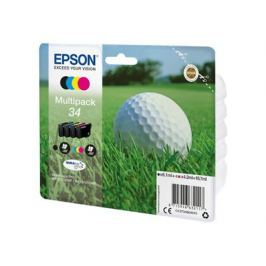 EPSON , Ink/34 Golf Ball CMYK SEC