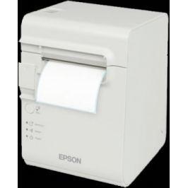 Epson TM-L90 Liner-Free bílá/serial/USB/řezačka/zdroj