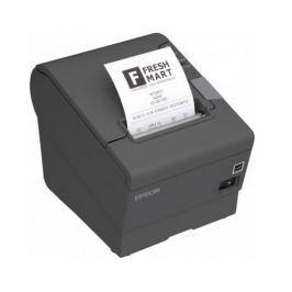 EPSON POKLADNÍ SYSTÉMY EPSON pokl.TM-T88V,tmavá,USB+WiFi.,zdroj,kabel
