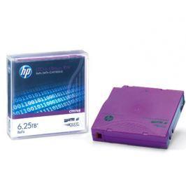HP ENT HP LTO-6 Ultrium 6.25 TB BaFe RW Eco Pack (No Case) Unlabelled Data Cartridge (2