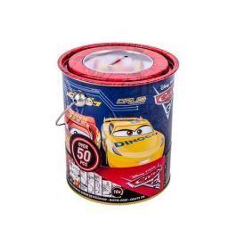 CANENCO Sada na malování Cars 3, v plechovce,