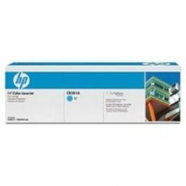 Hewlett - Packard HP tisková kazeta azurová, CB381A