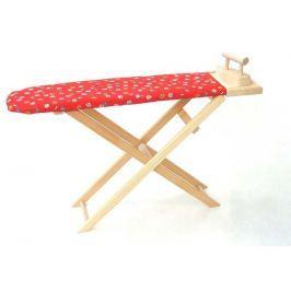Dřevěné hračky pro holky - Žehlící prkno