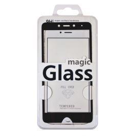 ALIGATOR CARBON FIBER GLASS Galaxy A3 (2017) black