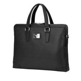 """SUMDEX Continent taška na notebook 15,6"""" CM-161 umělá kůže elegantní černá dámská"""