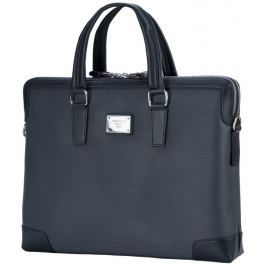 """SUMDEX Continent taška na notebook 15,6"""" CM-163 umělá kůže elegantní tmavěmodrá dámská"""