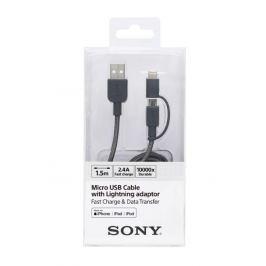 Sony cable Lightning 150cm Grey