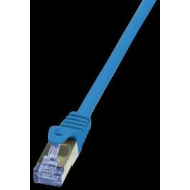 LogiLink - Patch Cable Cat.6A 10G S/FTP PIMF PrimeLine modrý 1,5m