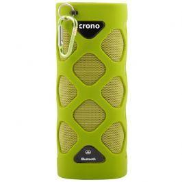 CRONO !! AKCE !!  BlueTooth reproduktor, zelená - 2x 5 W, NFC, IPX4, zelený