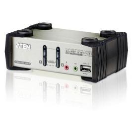 PremiumCord ATEN CS1732AC-AT 2 PORT KVM & USB FOR PS2 W/1.2