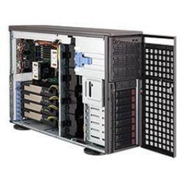 "Supermicro GPU Tower/4U 8x 3,5"" HS SAS/SATA, 4x power connectors (6pin+8pin) pro"