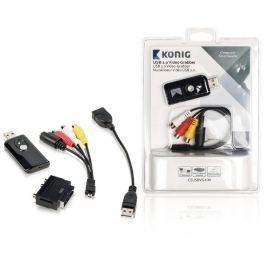 König CSUSBVG100 - Video Převodník USB 2.0
