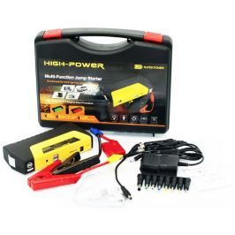 VIKING Car Jump Starter ZULU I 16800mAh, Notebook Powerbank, Žlutá