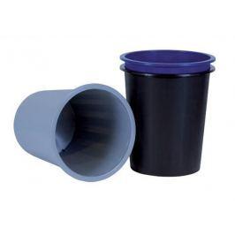 DONAU Odpadkový koš, 14 litrů, , černý