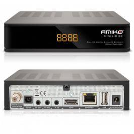 AMIKO DVB-S2 HD přijímač Mini SE CX/ Full HD/ čtečka UNI/ MPEG2/ PVR/ HDMI/ USB/