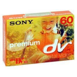 Sony mini DV Premium 60min.
