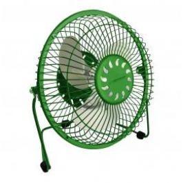 Esperanza SDA Esperanza EA149G YUGO stolní ventilátor 6'', USB, zelený