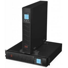 EUROCASE záložní zdroj EA610RT 1000VA / 1000VA / USB / RJ45 / LCD Displej / Pure