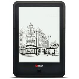 "C-TECH e-book reader Lexis/ 6"" HD touch displej s podsvíc./ dual core/ 8GB/ Wi-F"