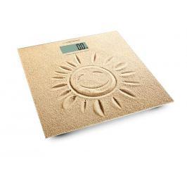 Esperanza SDA Esperanza EBS006 SUNSHINE osobní digitální váha, vzor písek