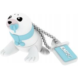 EMTEC Flashdisk  M334 Baby Seal 8GB USB 2.0