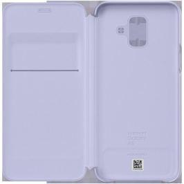 Samsung Flipové pouzdro pro A6 Violet