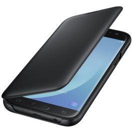 Samsung EF-WJ530CB Wallet Cover Galaxy J5, Black