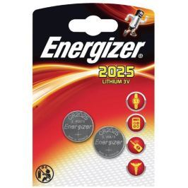 Energizer CR2025 - lithiová baterie, 2 kusy