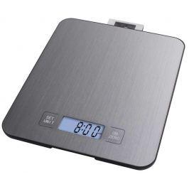 EMOS Digitální kuchyňská váha EV023 stříbrná
