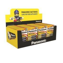 Panasonic Baterie Alkaline power, displej, 36xAA, 16xAAA,