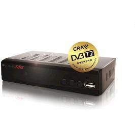 Zircon DVB-T přijímač  FIRE DVB-T2 HD přijímač s HEVC DVB-T2 ověřeno