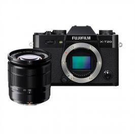 FujiFilm X-T20 black + XC16-50