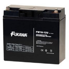 FUKAWA Baterie  FW 18-12 (12V/18Ah - M5¨šroub)